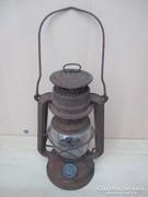 Régi viharlámpa - petróleum lámpa