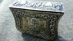 Antik oszmán tölténytáska - ritka szép darab