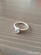 Pandora ALE ezüst gyűrű holdkővel