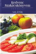 Kedvenc szakácskönyvem sorozat - Saláták 500 Ft