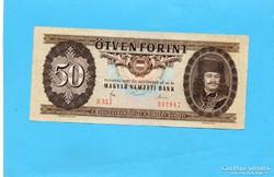 Ropogós Extra szép 50 Forint 1980