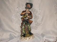 Capodimonte szobor 37 cm.