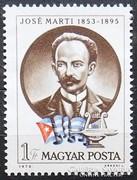 José Marti bélyeg, 1973.