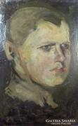 F. Gubatta: Napóleon gyermekkori portréja c. festménye