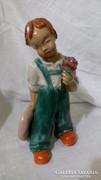 Ráhmer Mária kerámia: A kis gavallér
