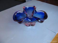 Gyönyörű kék asztali tál