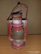 Régi petróleum lámpa (g)
