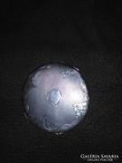 Antik ezüst púderes