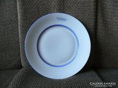 Utasellátó Herendi porcelán lapos tányér, kistányér 2520