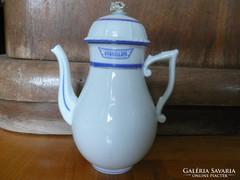 Utasellátó Herendi porcelán teáskancsó