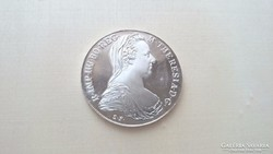 Mária Terézia ezüst tallér 1780 SF. PP.
