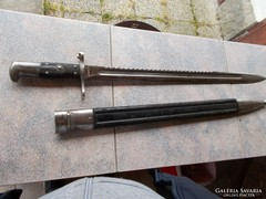 Bayonet,  63 cm...Swiss, Neuchatel, R! R!