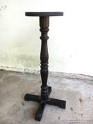 Szép, antik posztamens / virágtartó eladó  79 cm