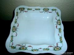Antik porcelán köretes tál