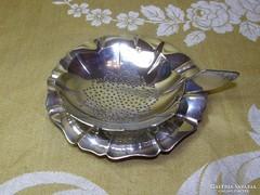 Ezüstözött Teaszűrő SOLA