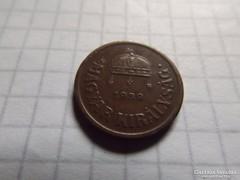 Szép 2 Fillér 1939 !!  ( 12 )