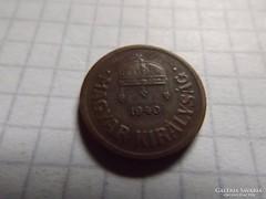 Szép 2 Fillér 1940 !!  ( 4 )