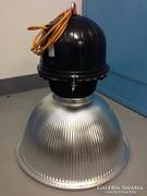Kiváló állapotú mennyezeti ipari lámpák - 3+2db