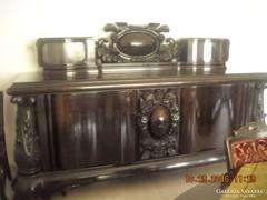 Gyönyörű antik ebédlő garnitúra !