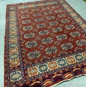 Afgán perzsa szőnyeg 2x3m méretben.