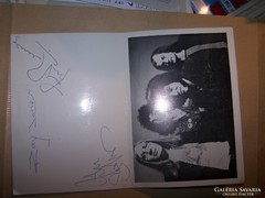 Mungo Jerry - aláírt üdvözlőlap(1972)
