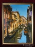 Bánfalvy Ákos csodálatos festménye - Velence!