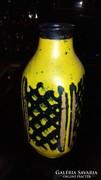 Gorka Lívia Sárga váza
