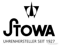 STOWA UHRENHERSTELLER (Seit 1927) Embléma Made In Germany!!!