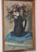 Béres Jenő eredeti festménye