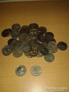 2.- Ft-os érmék