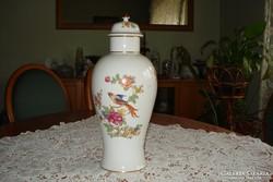 Hatalmas hollóházi váza