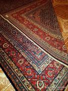 Iráni Moud kézi csomózású perzsa szőnyeg 365x262-cm