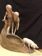 Royal Doux porcelán