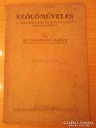 Szőlőművelês 1944
