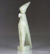 0L046 Egyiptomi dísztárgy márvány totem szobor