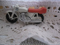 Eredeti Angol matchbox motor Honda 750 1977-es