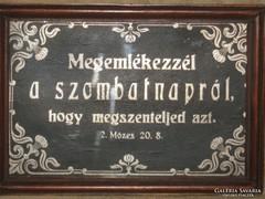 MÓZESI PARANCSOLAT