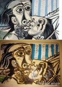 Picasso masolatok, Dali