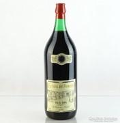 0L095 Barbera del Piemonte vörösbor 1957