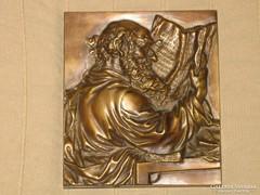 Magyar szobrász: Szent Jeromos