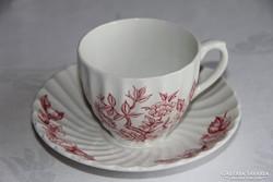 Angol Swinnertons teás csésze alátéttel