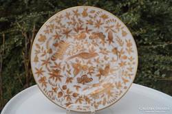 Herendi antik Zo mintás tányér 1900 körül