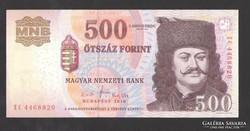 """500 forint 2010. """"EC"""".  UNC!!!"""