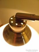 Márványlapos állólámpa, art deco, minimalista ?
