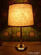 Szecessziós réz lámpa restaurálva....