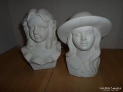 Gipsz szobrok