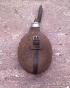 II. VH-ból német katonai aluminium kulacs