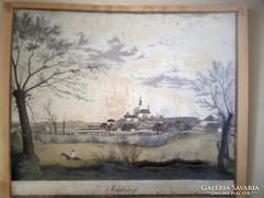 1819 böl Festmény