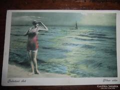 Balaton képeslap