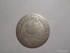 1662  I Lipót császár 15 krajczár ezüst